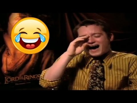 Top 10 Celebs ★ Who Can t Stop Laughing
