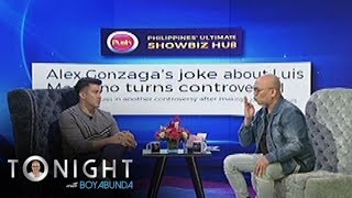 TWBA: Did Alex Gonzaga cross the line when she joked about Luis' award?