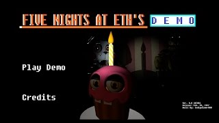 HAPPY BIRTHDAY INDIGOGAMER000!! | Five Nights at Eth's Demo [EARLY ACCESS]