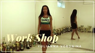 Belly Dance Workout - Belly Dance Fitness For Weight - Yulianna Voronina Belly Dance Lessons