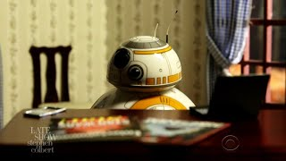 BB-8 Is Feeling Left Out