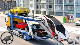 Car Truck Transporter Simulator- Multi Cars Transport 3D Vehicles - Android GamePlay