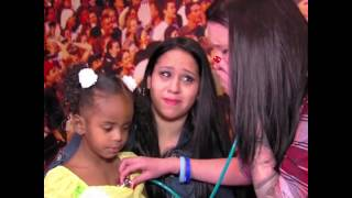 Mom hears dead son's heart beating again in this little girl #Influential