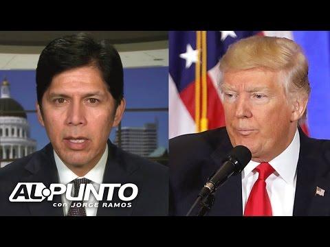 watch ¿Puede California bloquear las deportaciones que quiere hacer Donald Trump?