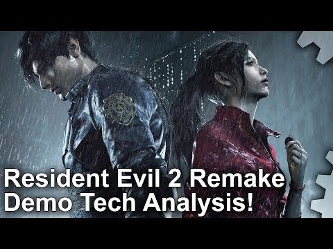 Xxx Mp4 Resident Evil 2 Remake Demo Xbox X PS4 Pro PC All Versions Tested 3gp Sex