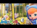 Download Video The Wheels On The Bus - GREAT Songs for Children from Hello Mr. Freckles! | LooLoo Kids 3GP MP4 FLV