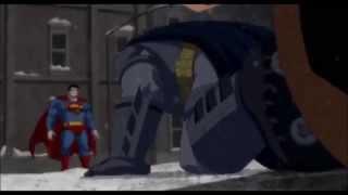 O Retorno do Cavaleiro das Trevas - Batman Vs Superman dublado