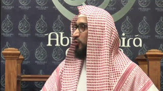 Protecting Family from the Hell Fire | Sh. Moutasem Al Hameedy
