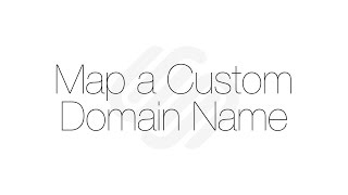 Squarespace 7 Tutorial: Map a Custom Domain Name