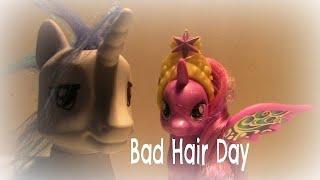 MLP A Royal Pain Ep3 (bad hair day)