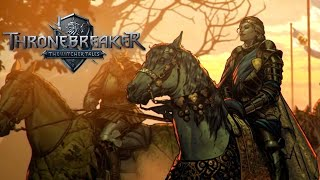 Thronebreaker: The Witcher Tales - Official Gameplay Trailer