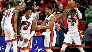 UNLV & Air Force Trade Buzzer Beaters In Double-OT Thriller