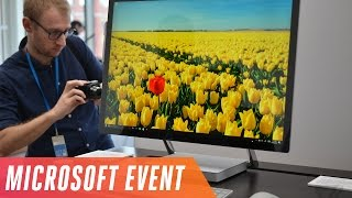Microsoft's Surface PC event in under 9 minutes