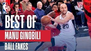 Manu Ginobili: Master of the Ball Fake