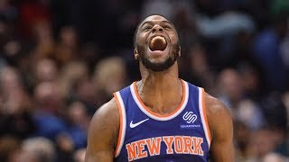 Knicks Rally Down 16 in 4th! Mudiay 34 Points! 2018-19 NBA Season