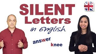Silent Letters in English - English Pronunciation Lesson