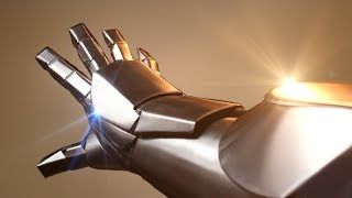 Iron Man gauntlet cosplay tutorial