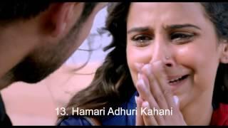 Hamari Adhuri Kahani - Title Song  Emraan Hashmi  Vidya Balan Arijit