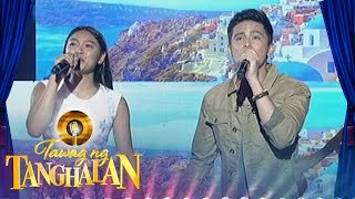 Its Showtime: JaDine sings Till I Met You