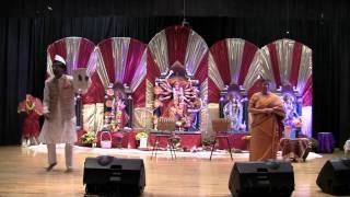 BSF Durga Pujo 2011 Orlando Naatok Part 2