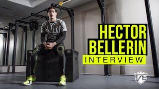 TAE MEETS HECTOR BELLERIN - INTERVIEW