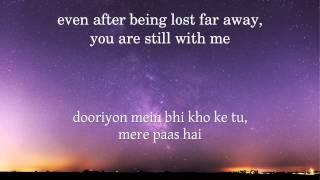 Alvida - D Day - [hindi lyrics - english translation, meaning]