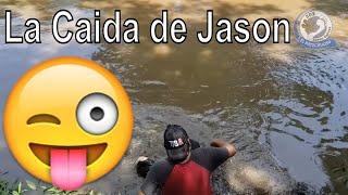 La Caida De Jason Cruzando El Rio Sucio 😱😱😱 Las Aventuras Con Jonathan P9 El Patechucho