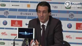 PSG : Emery juge l'entrée de Ben Arfa