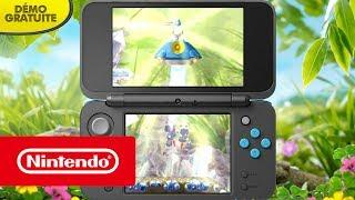 Hey! PIKMIN - Bande-annonce de la démo (Nintendo 3DS)
