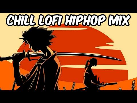 Samurai Champloo Lofi HipHop Mix • Nujabes inspired