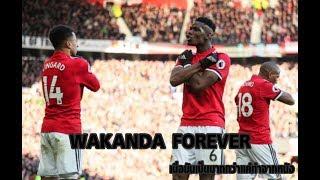 Wakanda Salute Medley