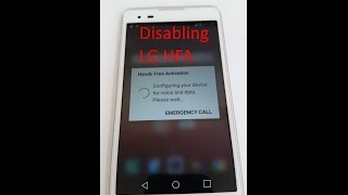 EXCLUSIVE!!!!! Disabling HandsFree Activation ALL LG Sprint w/o ROOT,  w/o any box