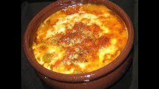 طريقة عمل طاجن رز معمر باللحمة وملوخية من المطبخ المصري