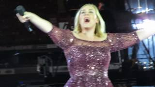 Adele - Opening & Hello - Melbourne 19-3-17
