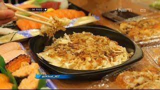 Peppy Kalap Makanan Jepang di Sushi Bento - OK FOOD Episode 44