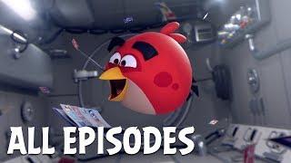 Angry Birds Zero Gravity   All Episodes