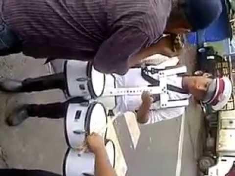 Banda de música bvp (percusión)