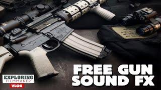 Free Gun Sound Effects