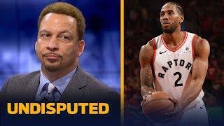 Chris Broussard praises Kawhi and Raptors' bench in Game 4 win against the Bucks | NBA | UNDISPUTED