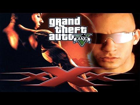 scène xXx english version Vin Diesel GTA 5 Online
