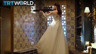 A South Korean female spy's tale of revenge