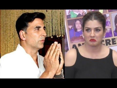 Akshay Raveena Affair: What went wrong between Akshay Kumar & Raveena Tandon?