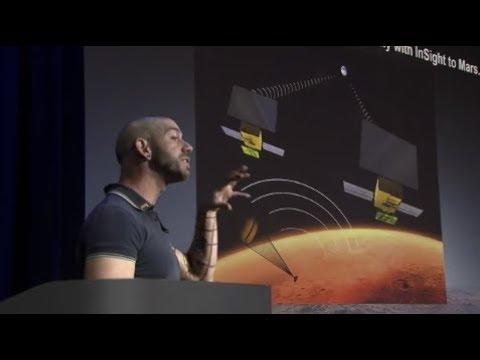 Inside InSight live public talk