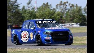Tc Pick Up: Presentación de la Ford Ranger en La Plata 2017