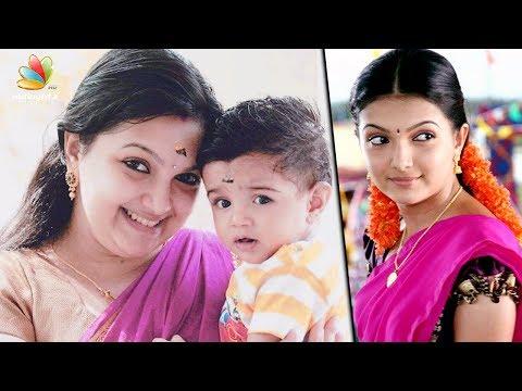 Actress Saranya Mohan's Post Pregnancy look, before and after | Shalini, Genelia, Aishwarya Rai