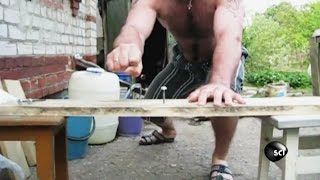 Meet the Human Hammer | Outrageous Acts of Science