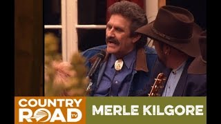Merle Kilgore - Tells some funny stories - Country
