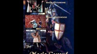 Basil Rathbone in THE MAGIC SWORD 1962 Full Movie