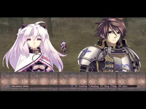 Agarest War Zero Pc Pt.1 Newgame and the customization