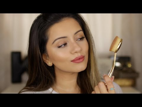Artis Oval 7 Brush First Impression DEMO Review
